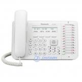 KX-NT543RU системный IP телефон Panasonic, 24 программируемые клавиши