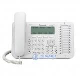 KX-NT546RU системный IP телефон Panasonic, 24 программируемые клавиши, 6-ти строчный дисплей