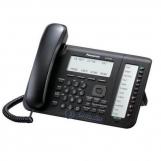 KX-NT556RU-B системный IP телефон Panasonic с 6-ти строчным дисплеем, черный