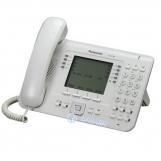 KX-NT560RU Системный IP-телефон Panasonic, белый, 6-ти строчный дисплей