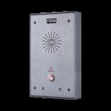 Fanvil i12 SIP-интерком, накладной, внешний, IP65, IK10, 1 кнопка