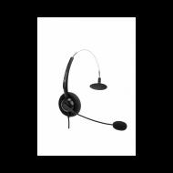 VT1000 RJ9(03) Гарнитура головная VT, Моно, узкополосный звук