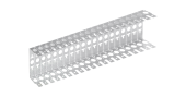 NMC-WCPLBR20-2 Кронштейн NIKOMAX настенный, на 20 плинтов, отламывающийся, металлический, уп-ка 2шт.