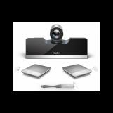 Yealink VC500-Mic-WP Моноблок VC500Pro с камерой 5Х, CPW90 - 2 шт., DD10, WPP20, WF50