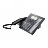 SMT-i6021K/EUS SIP телефон LCD экран 3*2 (384х160), WiFi/Bluetooth, PoE, GbE, 24 программ. клавиш, U