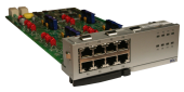 KP-OSDB8D/EUS Модуль цифровых абонентских линий, 8 портов