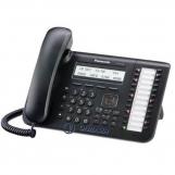 KX-DT543RU-B Цифровой системный телефон Panasonic, черного цвета