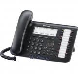 KX-DT546RU-B цифровой системный телефон Panasonic, черного цвета