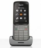 DECT-трубка Gigaset S650H PRO, цветной дисплей, HD звук, виброоповещение