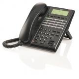 IP7WW-24TXH-A1 TEL(BK) Системный телефон, ЖКД, 24 клавиш, черный, для АТС NEC SL2100