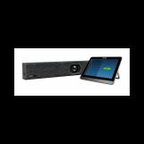 Yealink MeetingBar A20-020-Zoom Видеотерминал с встроенными камерой, микрофонами и саундбаром, CTP18