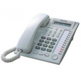 KX-T7730RU Аналоговый системный телефон Panasonic с ЖКД, 12 клавиш