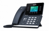 SIP-T52S SIP-телефон, 12 линий, Bluetooth, USB, GigE, без БП