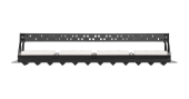 NMC-RP48UD2-AN-2U-BK Коммутационная панель NIKOMAX 19