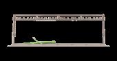 NMC-RP24-BLANK-1U-MT Коммутационная панель NIKOMAX 19