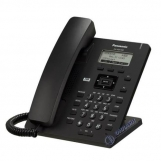 KX-HDV100RUB SIP проводной телефон  Panasonic, цвет -черный (БП в комплекте)