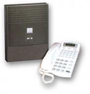 Максиком MP16T АТС б/у с возможностью подключения до 1 внешней линии, до 2 внутренних абонентов
