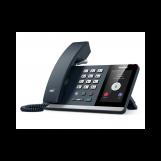 Yealink MP54, Teams, SIP-телефон, цветной сенсорный экран, звук Optima HD, USB, PoE, GigE, без БП