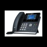 SIP-T46U SIP-телефон, цветной экран, 2 порта USB, 16 аккаунтов, BLF,  PoE, GigE, без БП