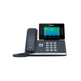 SIP-T54W SIP-телефон, 16 аккаунтов, Bluetooth,WiFi, USB, GigE, цветной экран, без БП