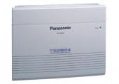 Panasonic KX-TES824 АТС б/у с возможностью подключения до 6 внешних линий, до 24 внутренних абонентов
