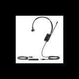 Yealink UH36 Mono Teams Моно, Гарнитура проводная, HD звук, USB и 3,5 mm jack