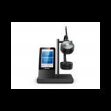 Yealink WH66 Dual UC Дуо, Гарнитура беспроводная, HD звук, 160м DECT, шумоподав., дисплей 4