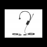 Yealink YHS36 Mono Моно, Гарнитура проводная, HD звук, QD, RJ9
