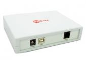 SpGate M - GSM шлюз (модуль Telit), 1 канал, порт FXS для подключения ТА или офисной АТС