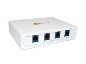 Система записи телефонных разговоров для аналоговых линий SpRecord А4