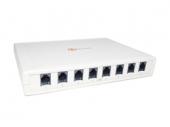 Система записи телефонных разговоров для аналоговых линий SpRecord А8