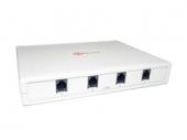 Система записи телефонных разговоров SpRecord АT4 (с автоответчиком и поддержкой платной программы а