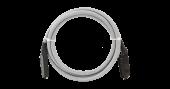 NMC-TELCO25UC-M9F9-005-GY Коммутационный шнур NIKOMAX TELCO U/UTP 25 пар, Кат.3 (Класс C), 16МГц, TELCO50/MALE/90-TELCO50/FEMALE/90, одножильный, BC (чистая медь), 26AWG (0,405мм), PVC нг(А), серый, 5м