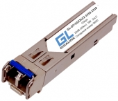GL-OT-SG22LC2-1310-1310 Модуль GIGALINK SFP, 1Гбит/c, два волокна SM, 2xLC, 1310 нм, 22 дБ (до 40 км) (GL-14GT)