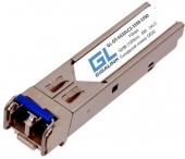 GL-OT-SG32LC2-1550-1550 Модуль GIGALINK SFP, 1Гбит/c, два волокна SM, 2xLC, 1550 нм, 32 дБ (до 120 км) (GL-16GT)