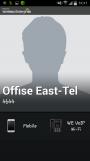 OS7-WFMC1/SVC Ключ активации 1 Программного клиента терминала абонента - WE VoIP Android