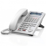 IP4WW-24TXH-A-TEL (WH) Системный телефон, ЖКД, 24 клавиши, белый, для АТС NEC SL1000