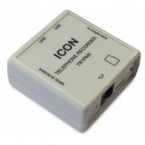 Устройство записи телефонных переговоров для системных телефонов Panasonic ICON TR1PAN