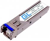 GL-OT-SG14SC1-1310-1550-D Модуль GIGALINK SFP, WDM, 1Гбит/c, одно волокно SM, SC, Tx:1310/Rx:1550 нм, DDM, 14 дБ (до 20 км) (GL-30TSC-D)