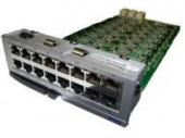 KP-OSDB16T/EUS Модуль внешних аналоговых линий, 16 портов