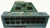 KP-OSDBDL2/EUS Модуль цифровых абонентских линий, 16 портов