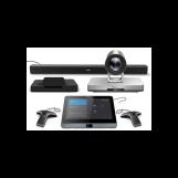 MVC800 Терминал видеоконференцсвязи, видеокамера UVC80 12x, сенсорная панель управления MTouch, адаптер контента MShare, саундбар MSpeaker, микрофонный массив VCM34 - 2 шт., мини-ПК