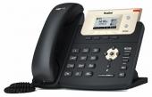 SIP-T21P E2 SIP-телефон, 2 линии, PoE