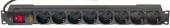 TLK-RSC08-MTF-01-BK Блок электрических розеток TLK, 19