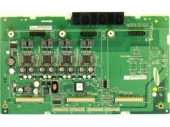 OS-707BE8S/STD Модуль аналоговых абонентских линий, 8 портов + 3 платоместа для дочерних карт