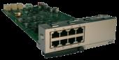OS7400B8S3/EUS Модуль аналоговых абонентских линий, 8 портов, CID, DTMF-приемники