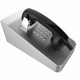 JR211-FK-SIP Всепогодный вандалозащищенный промышленный SIP-телефон с полной клавиатурой