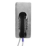 JR205-FK-SIP Всепогодный вандалозащищенный промышленный SIP-телефон с полной клавиатурой