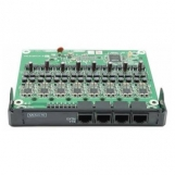 KX-NS5174X16-портовая плата аналоговых внутренних линий (MCSLC16) для IP АТС Panasonic KX-NS500