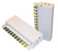468244.001-04 МГЗК-10И-350/200В-60мА (разр., позистор, сидактор, свет.инд., на 10 пар, для АТС с Uпит.=48-60V)